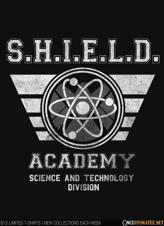 S H I E L D Academy Marvel Shield Marvel Agents Of Shield