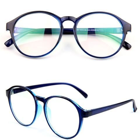 a15ff13144 Fashion Optical Glasses Frame Glasses With Clear Glass Brand Men Degree Clear  Transparent Glasses Women Spectacle Frame