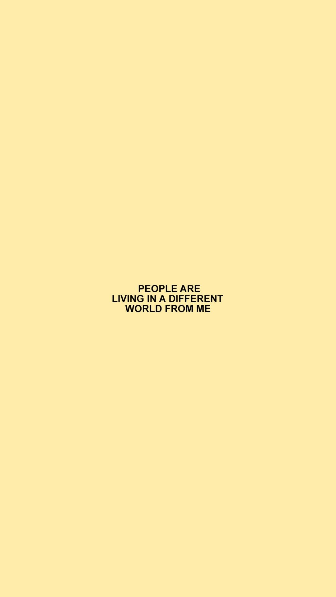 Aesthetic Yellow Text In 2020 Aesthetic Desktop Wallpaper Quote Aesthetic Yellow Aesthetic