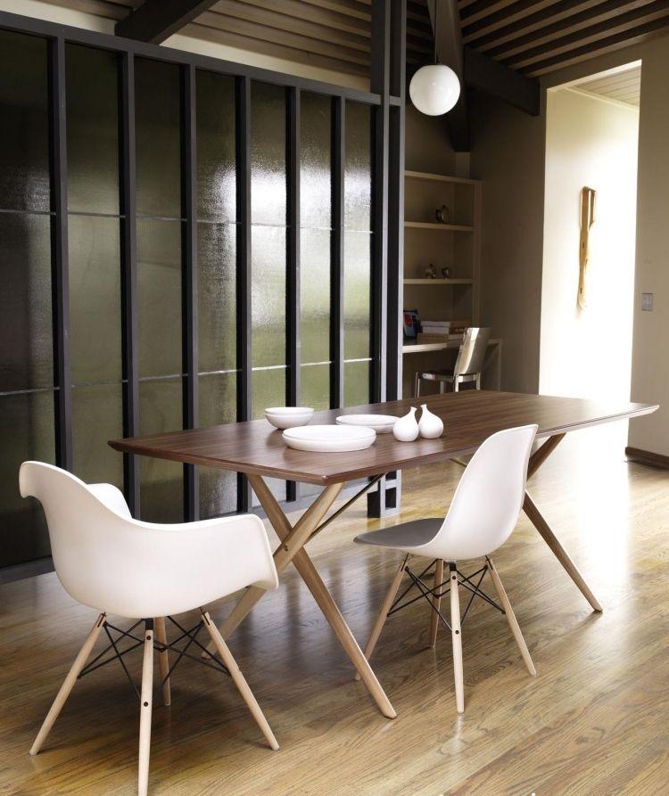 Eames Plastic Armchair – 50 Ideen für moderne Einrichtung mit ...