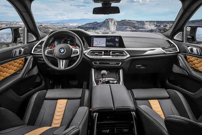 2020 Bmw X6 M Interior Photos Carbuzz In 2020 Bmw X6 Bmw Interior Bmw