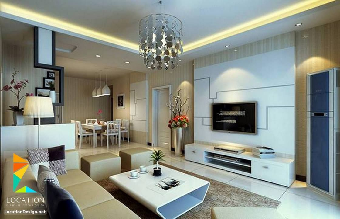 بالصور احدث أفكار ديكورات منازل مودرن 2019 Living Room Lighting Design Modern Living Room Lighting Living Room Lighting