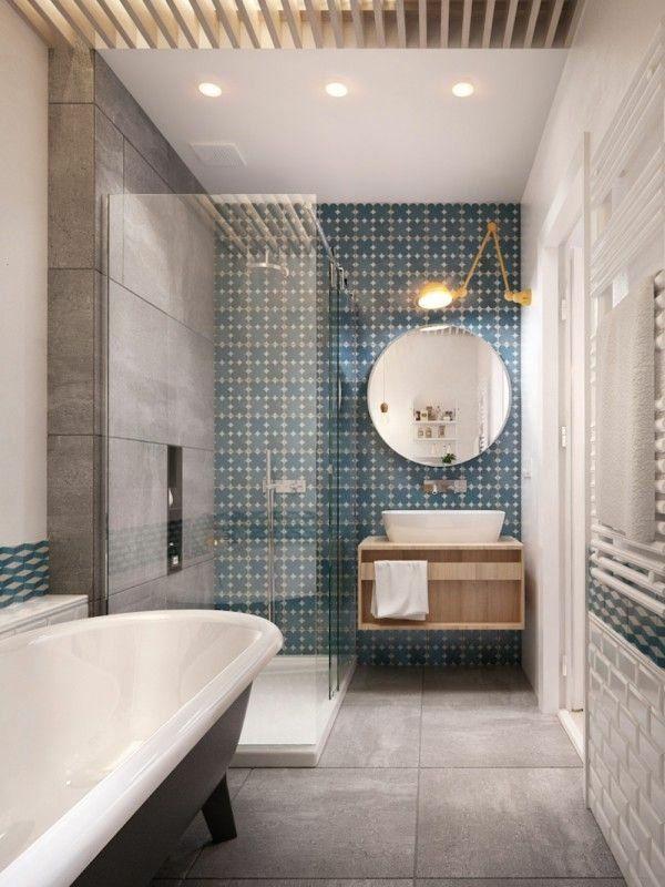 Fliesenmuster Dusche die richtige fliesenfarbe für ihre küche ihr bad aussuchen