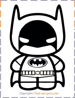 Batman Baby Coloring Pages Printable For Kids Pages To Color Batman Print Out For Kids Batman Colori In 2020 Baby Coloring Pages Baby Batman Superhero Coloring Pages