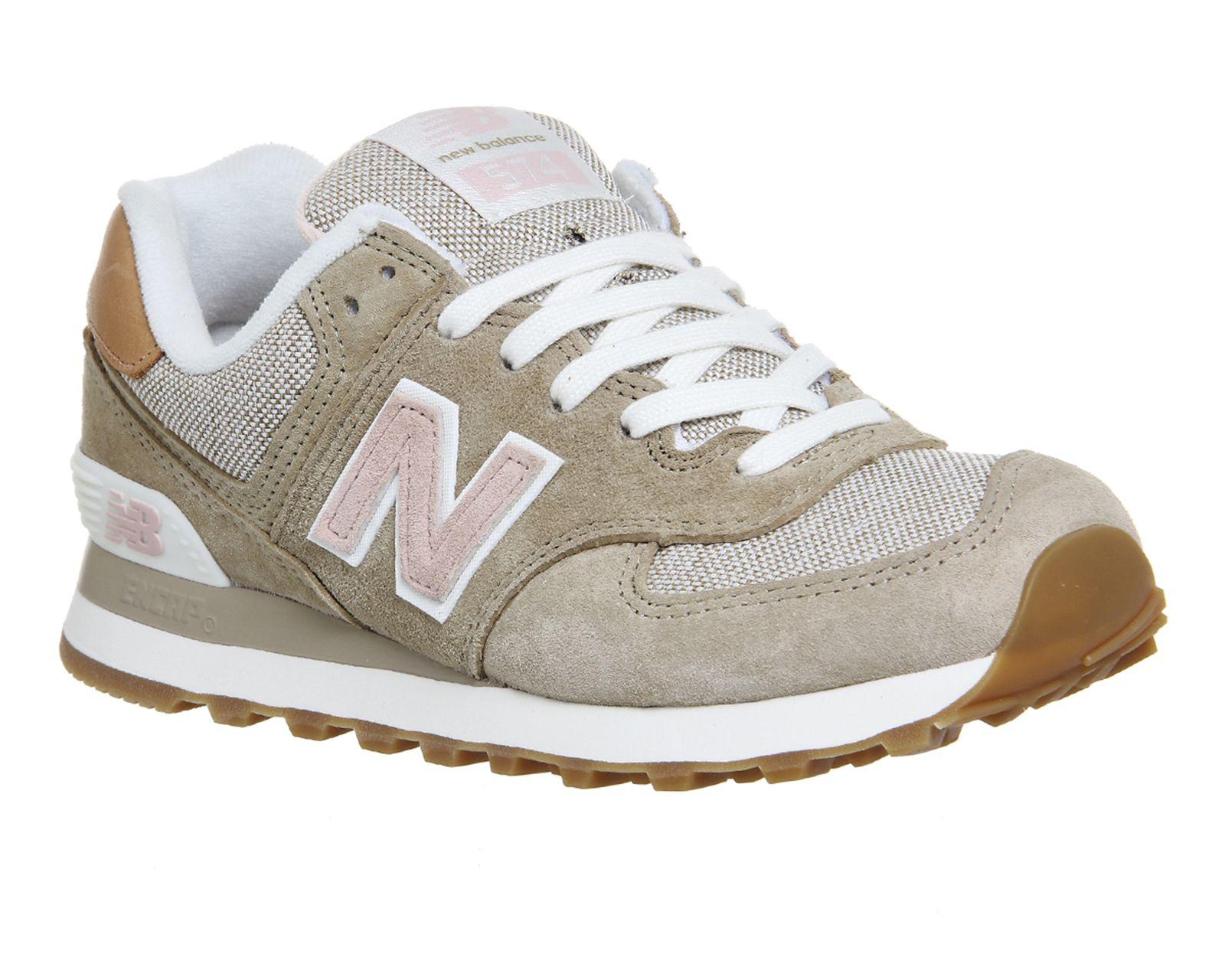 new balance 574 classic beige