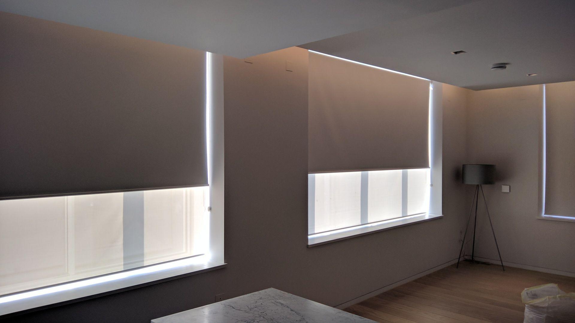 Vertical blinds facade roller blinds tauperoller blinds valance