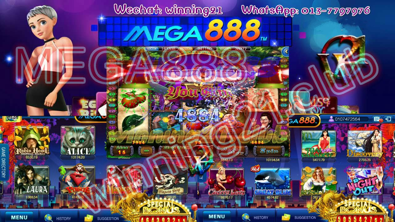 MEGA888 – PLAYING CASINO GAMES ON PHONES , TABLETS AND