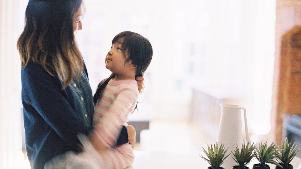 The one thing to always say when disciplining your child