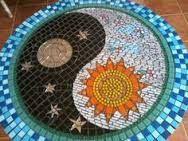 Bildergebnis für mandalas raros en mosaicos