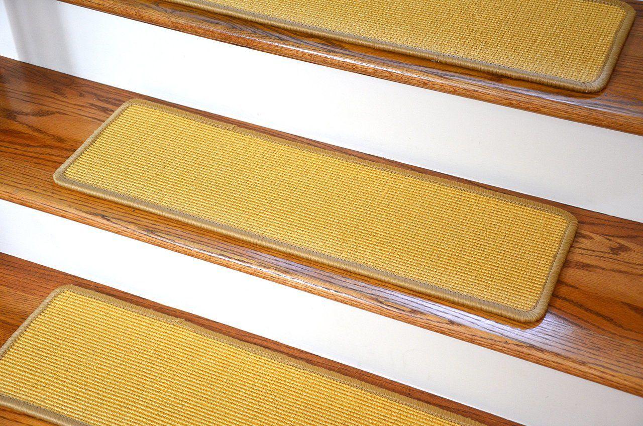 Best Dean Non Slip Tape Free Pet Friendly Stair Gripper Natural 400 x 300