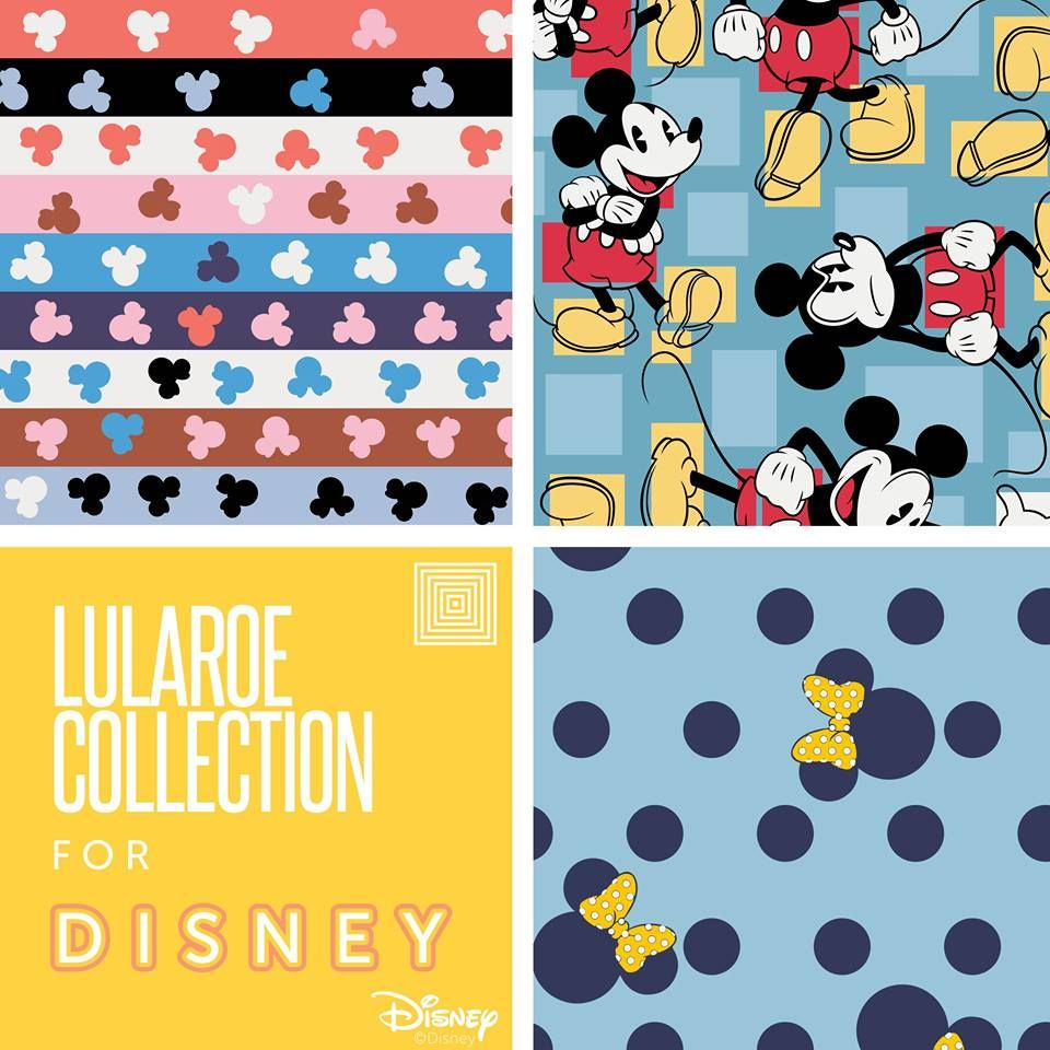 27828d5fc00c00 LuLaRoe for Disney Collection will Launch Tonight! | LuLa Love ...