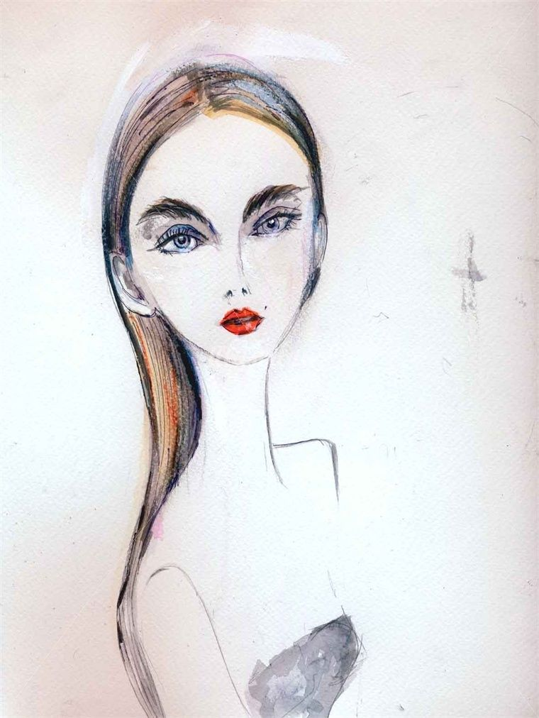 Lucia Emanuela Curzi - Illustrator and Textile designer, London, UK