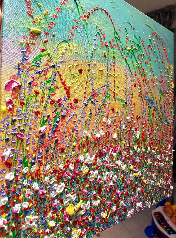 Pin de catu en pintura | Pinterest | Cuadro, Troncos de madera y ...