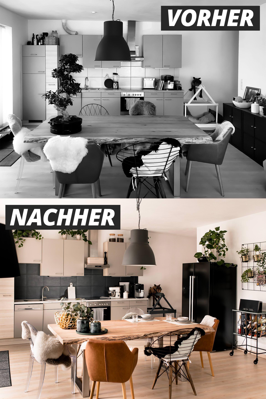 kuche ideen auf ein budget umgestalten wohndesign. Black Bedroom Furniture Sets. Home Design Ideas