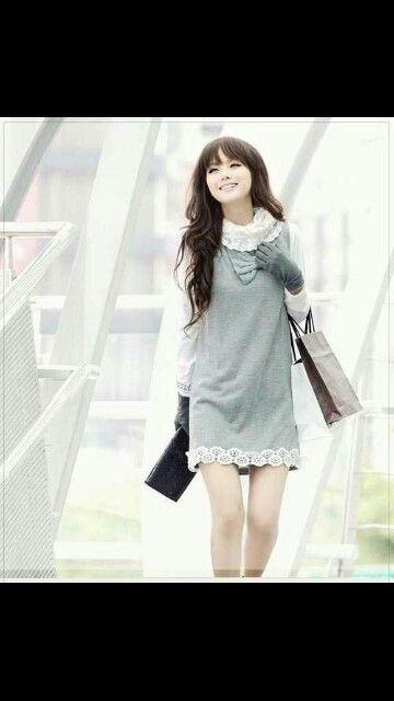 korean winter fashion