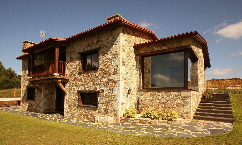 Publicaciones sobre construcciones de casas r sticas en galicia y asturias casa pinterest - Rusticas de galicia ...