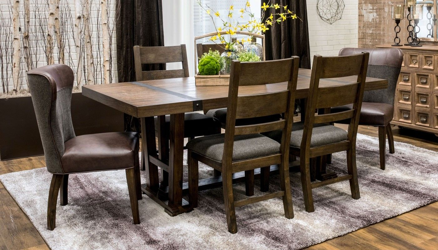 Cloverfield Table Chairs Furniture Dining Room Furniture