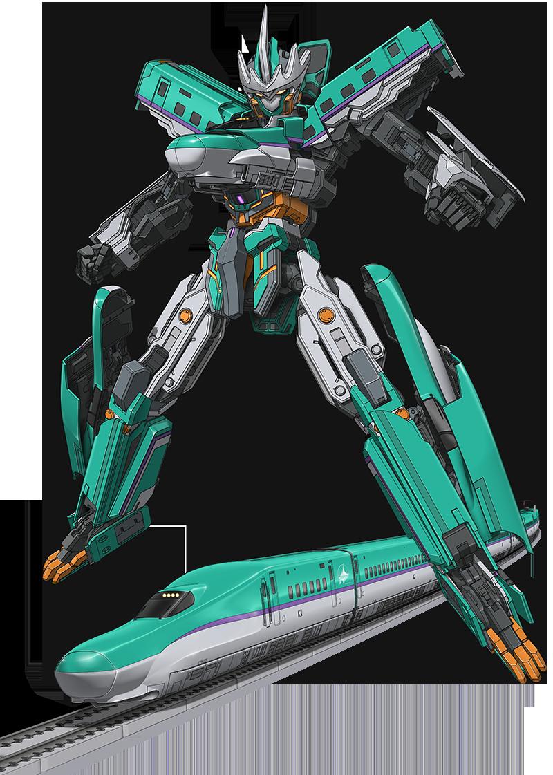 シンカリオン H5はやぶさ メカ In 2019 アニメ ロボット ロボット