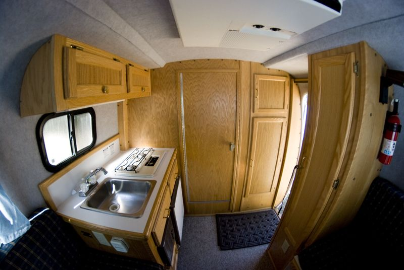 Our First Scamp Adventure Picture Heavy Fiberglass Rv Adventure Picture Rv Floor Plans
