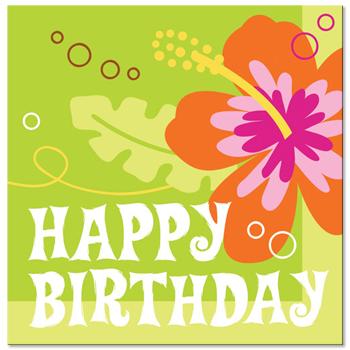 Happy Birthday Tropical   tropical-island-luau-happy ...