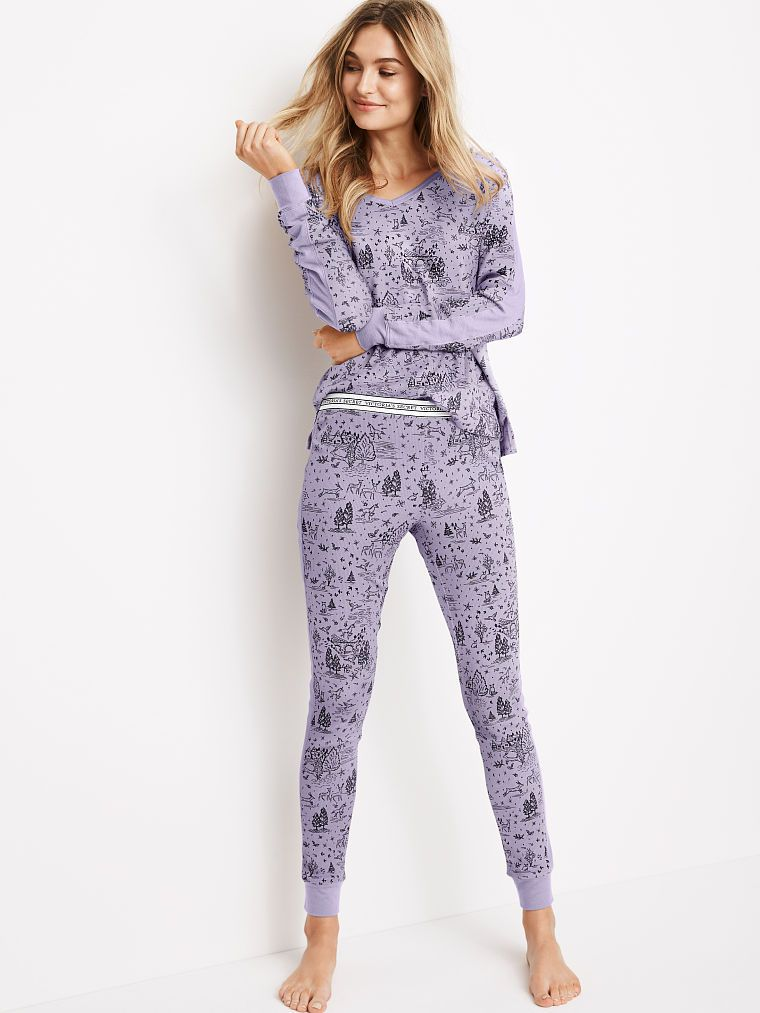 d4666900e758 The Thermal PJ Set - Victoria's Secret | Counting Sheep | Thermal ...