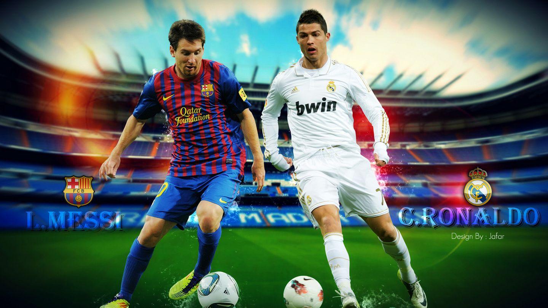 No Messi And Ronaldo In La Liga S Best Xi Messi Vs Ronaldo Ronaldo Messi Vs