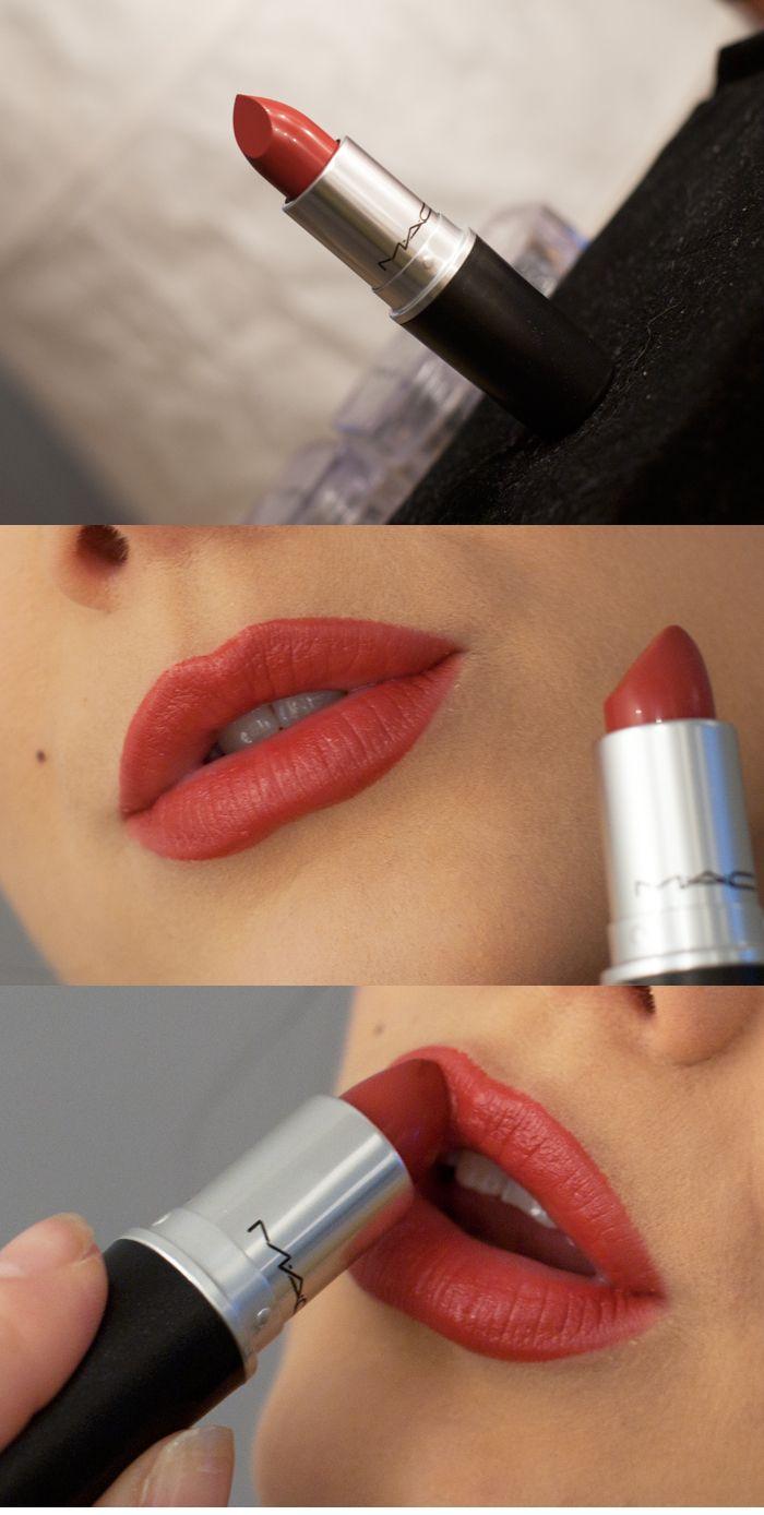 Mac Red Lipstick: Mac Apres Chic Lipstick Red... I Need This Lipstick