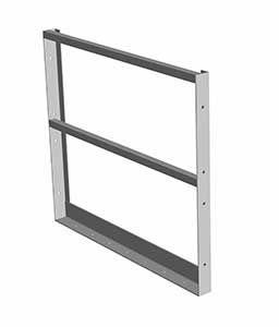 Best Rails 1B Mezzanine Composite Flooring Steel Deck 400 x 300