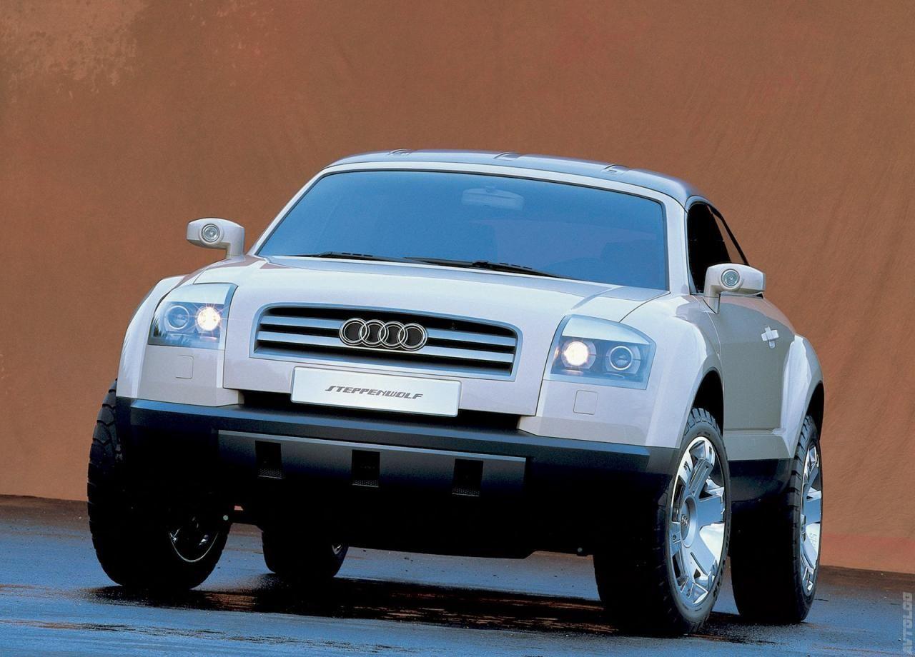 2000 Audi Steppenwolf Concept Audi Suv, Audi Quattro, Suv Cars, Ford  Explorer,