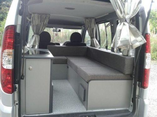 Fiat Doblo 2008 1 9 Multijet Dynamic 5dr Camper Van Conversion 48