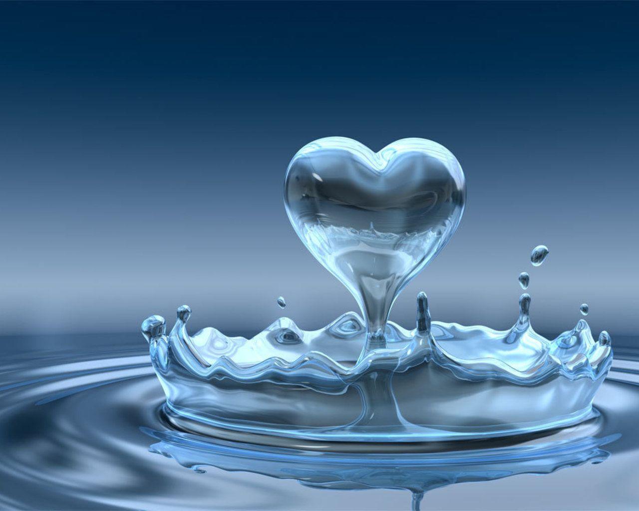 Water Drops Wallpaper 1280x1024px 916810 Love Quotes Wallpaper