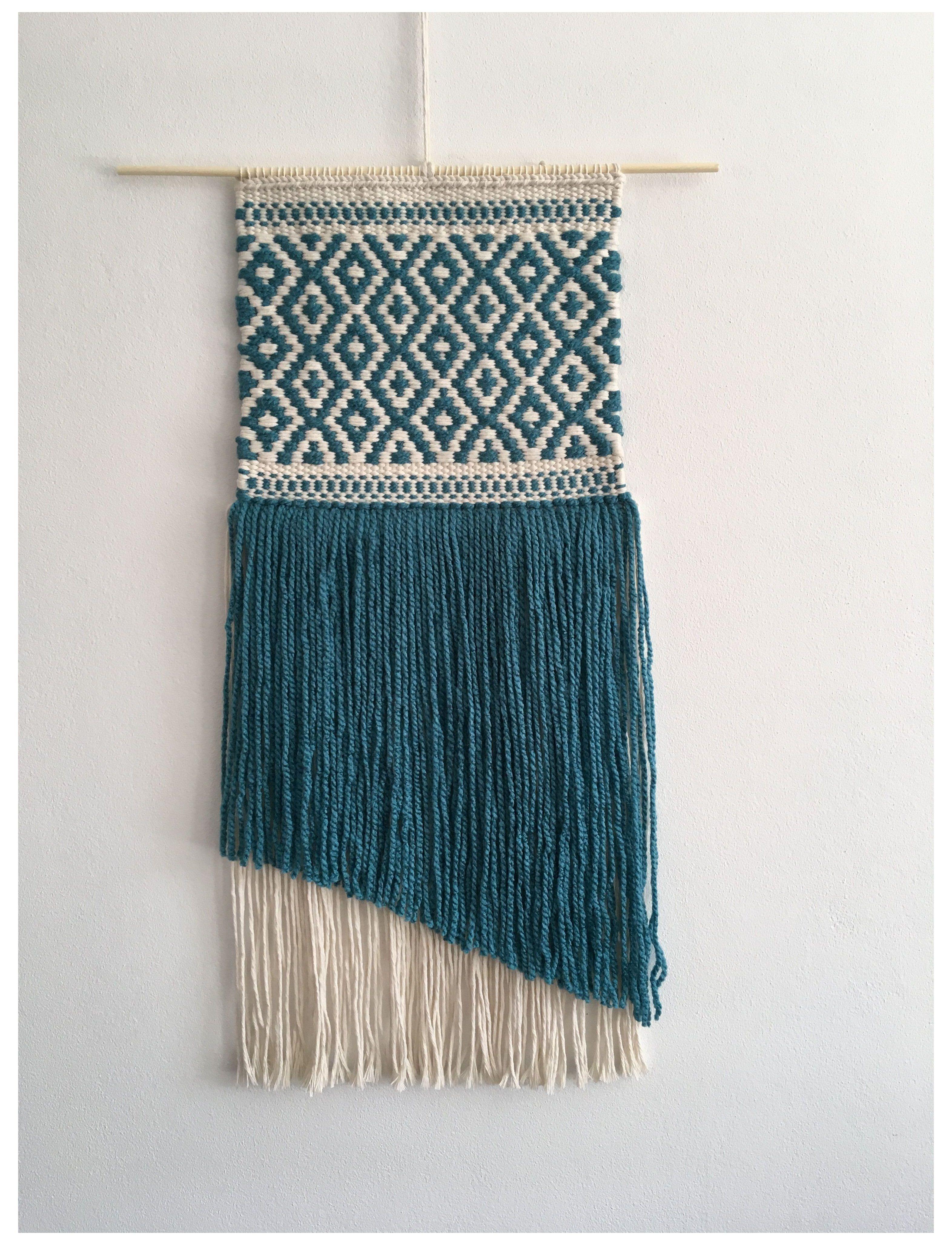 tapestry weaving patterns ideas