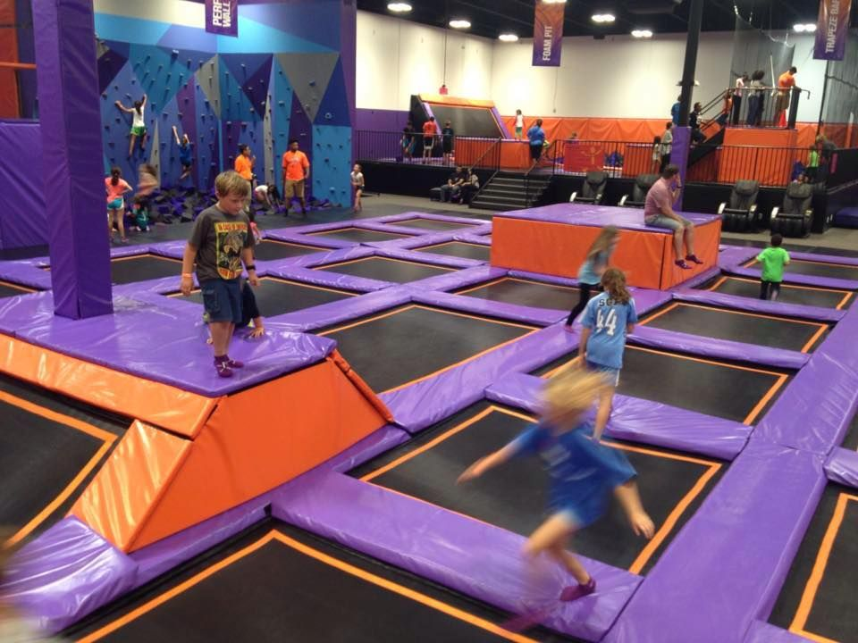 Pin by Altitude Trampoline Park Katy on Toddler Time