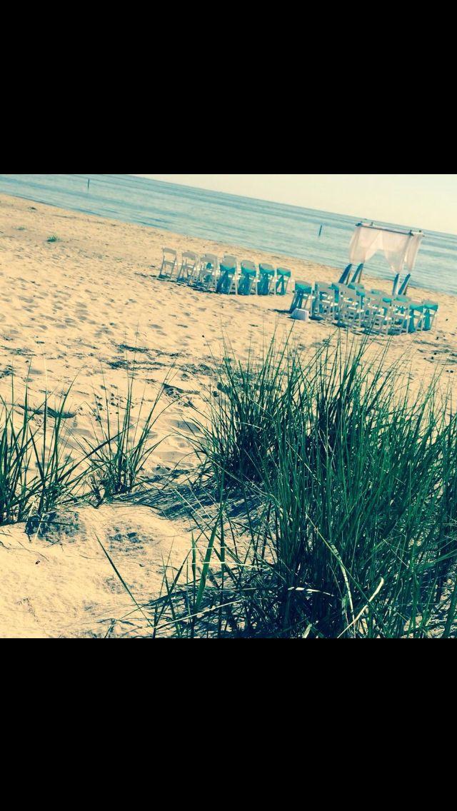 Beach wedding. Dream wedding. Traumhochzeit. Strandhochzeit. Hochzeit Strand