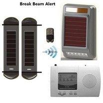 Intrusion Detection System Wireless Beams Sensor W Siren Strobe From Vedard Security Alarm Systems With Images Home Security Home Security Systems Wireless Home Security
