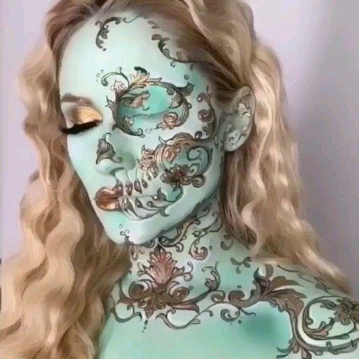 Photo of Halloween makeup ideas