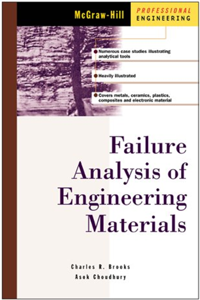 (2001) Failure Analysis of Engineering Materials (McGraw