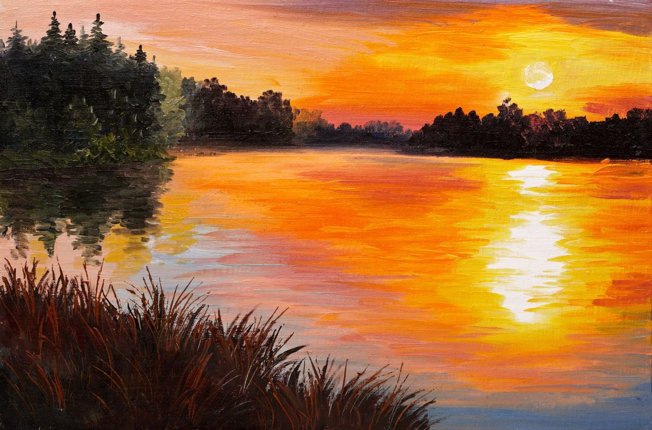 how to use oil paints for beginners