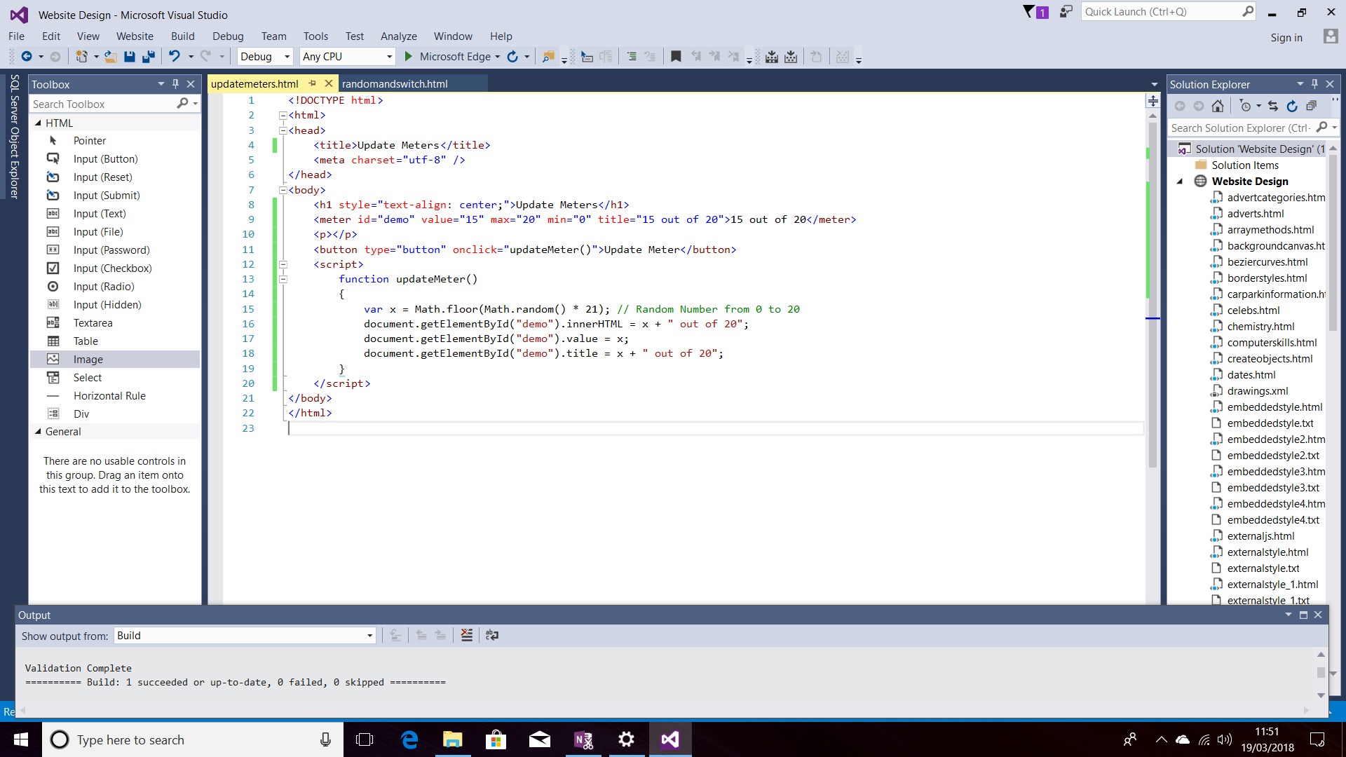 Screenshot of Internal JavaScript Code for a Function that