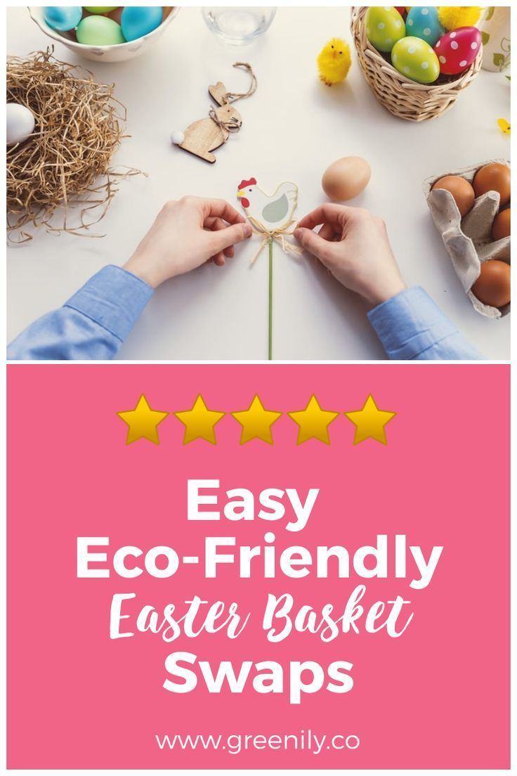 Photo of Eco-Friendly Easter Basket Ideas