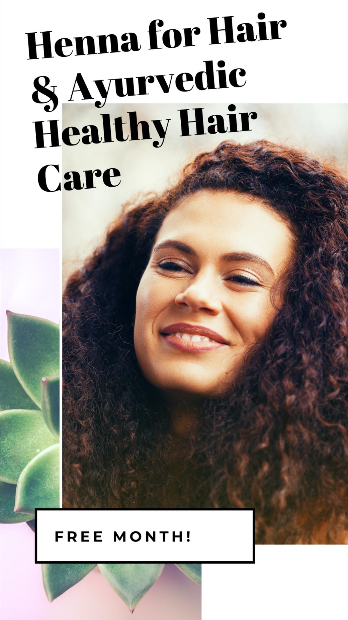 Healthy Hair Care Membership Program
