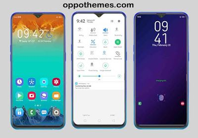 Download Samsung One Theme For Oppo Realme Android