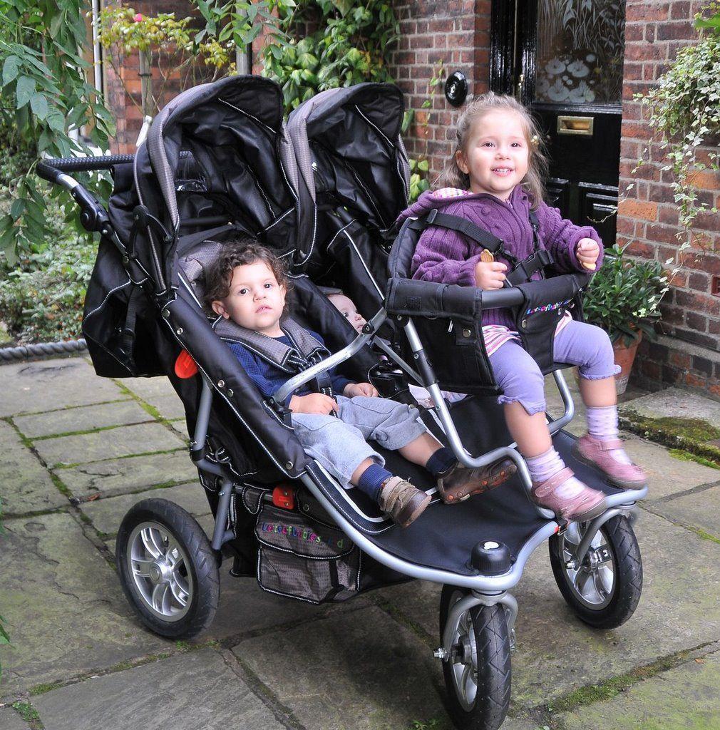 T3 Triple Stroller Baby strollers, Triple buggy, Best