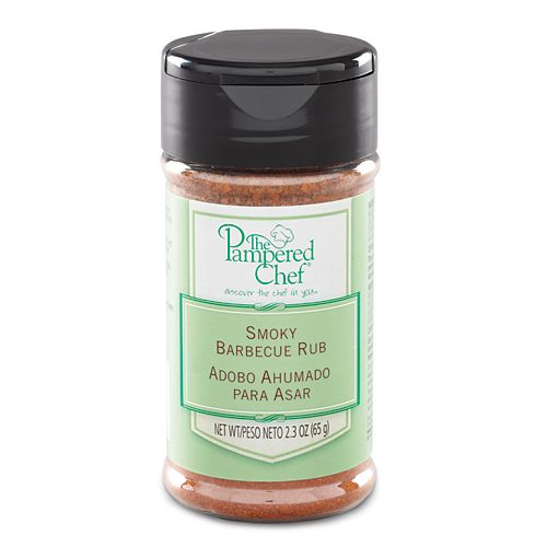 Smoky Barbecue Rub Pampered Chef Chipotle Food