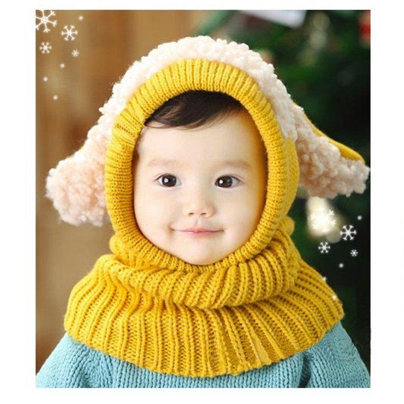 Cute Toddler crochet Beanie  90432b1db674
