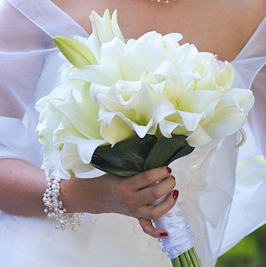 Bruidsboeket Lelies Google Zoeken Bruidsboeket Lelies Bruiloft