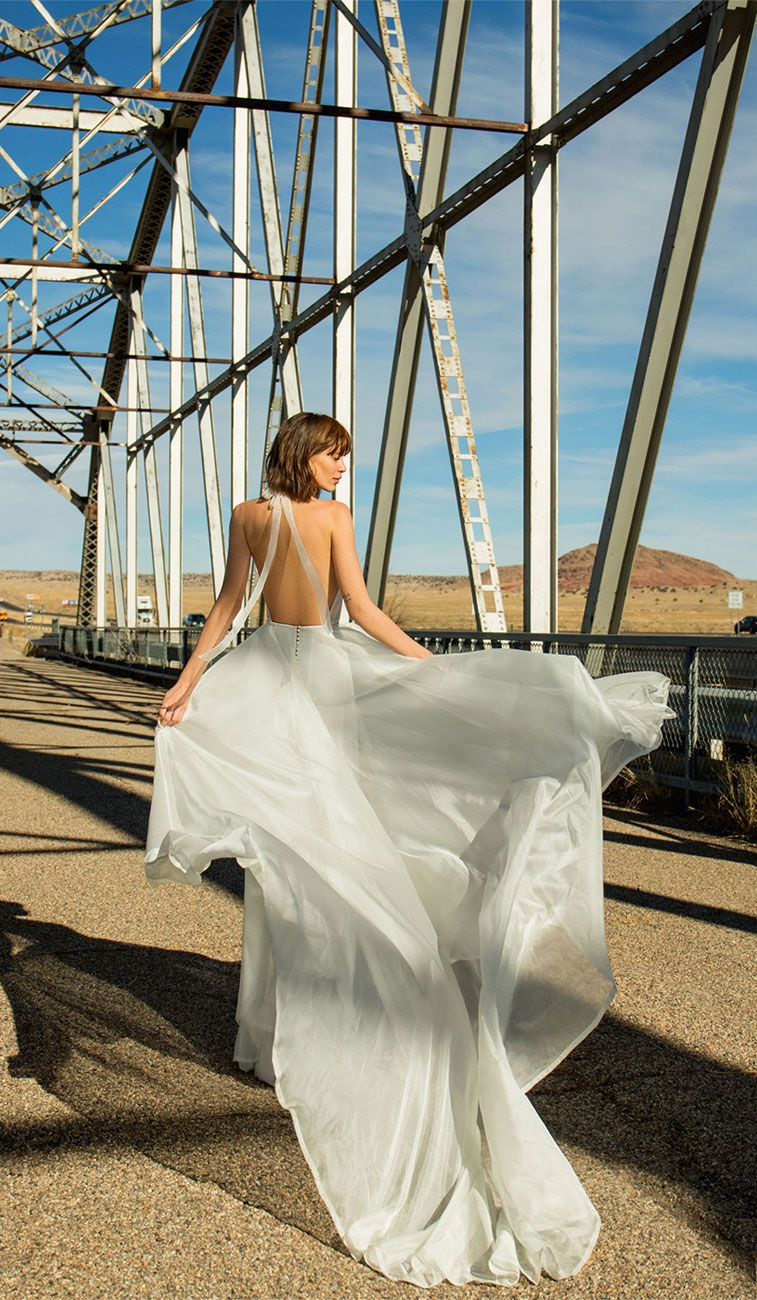 Flora Bride Siren Of The Desert 2019 Bridal Collection