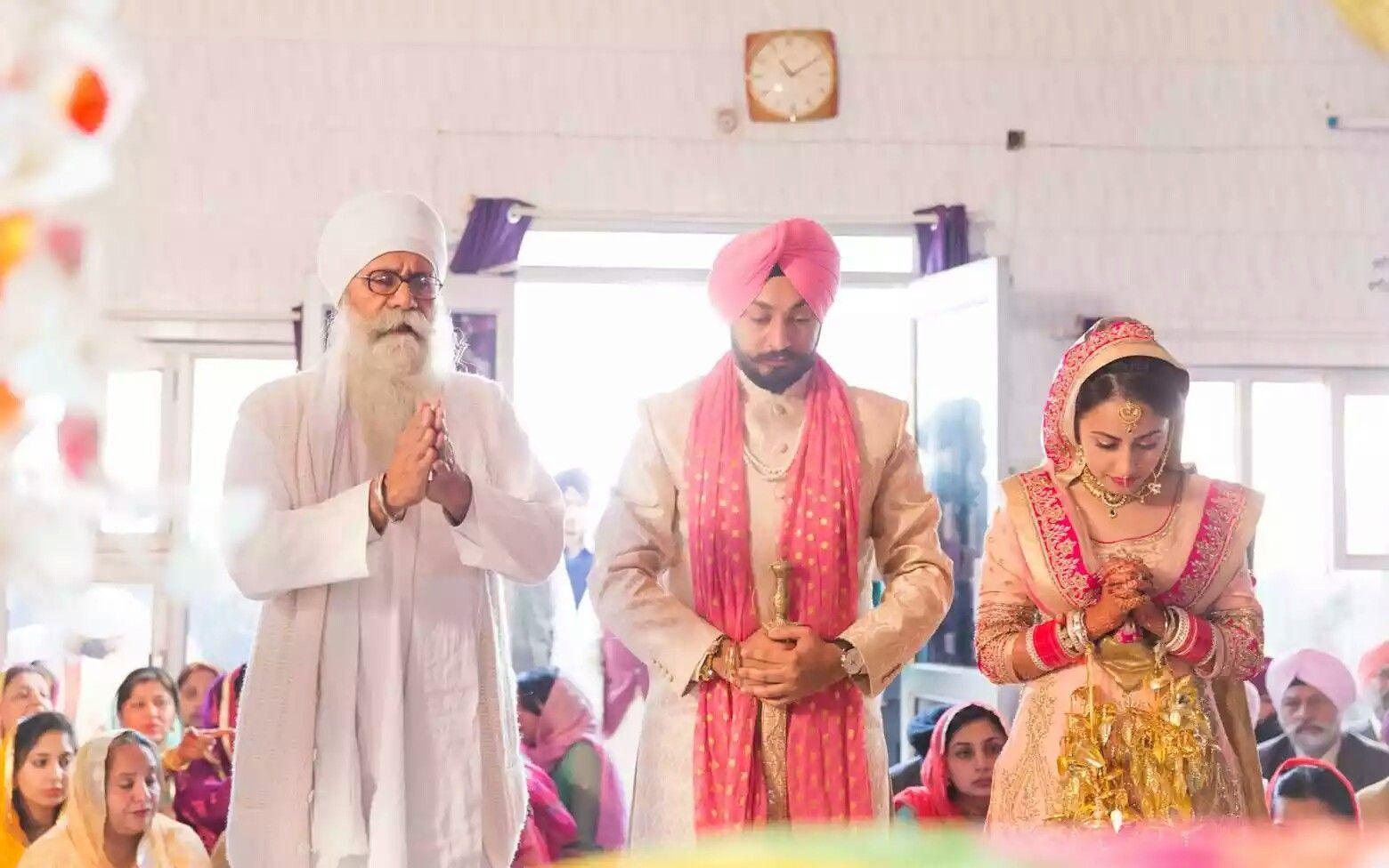 Pin On Punjabi Groom Nd Bride