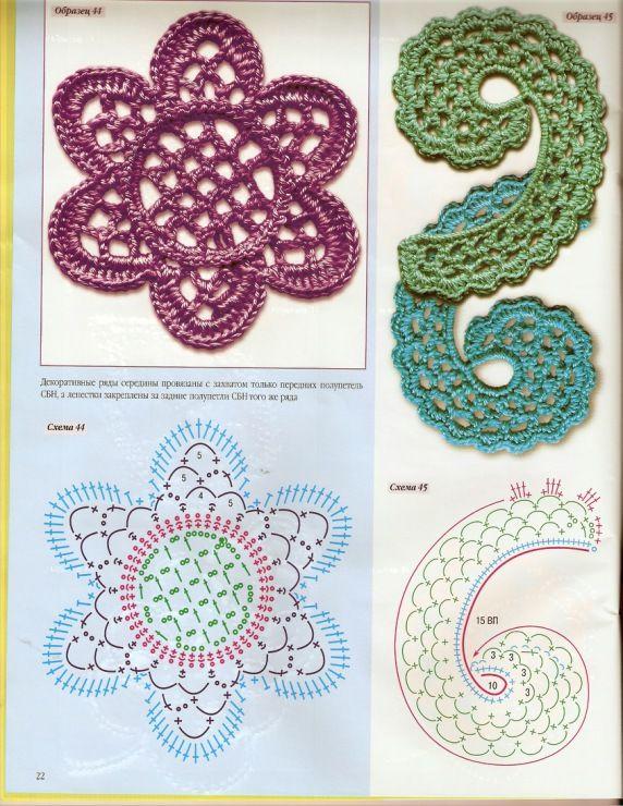 Crochet Irlandes | Amigarumi Crochet! Ole\'! | Pinterest | Crochet ...