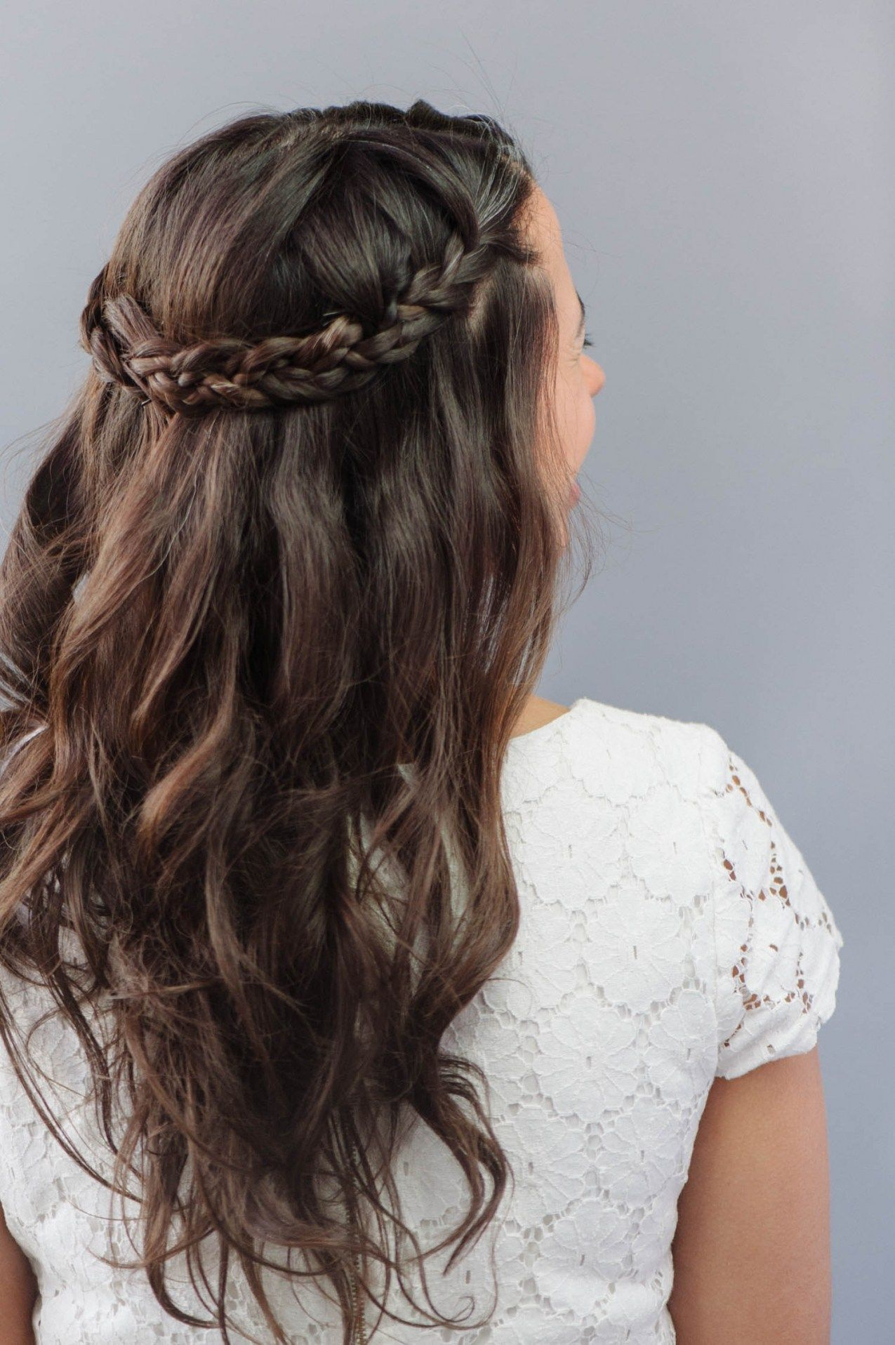 wedding hair down with plaits | hairstyles ideas for me